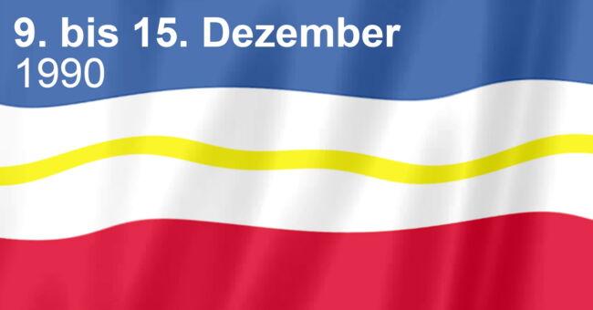 MV zeigt Flagge