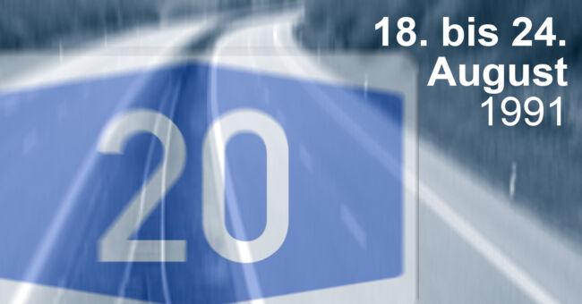 Die A20 kommt später