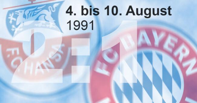 Hansa schlägt Bayern